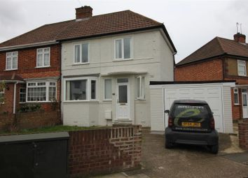 Thumbnail 3 bed detached house to rent in Fulwood Avenue, Wembley