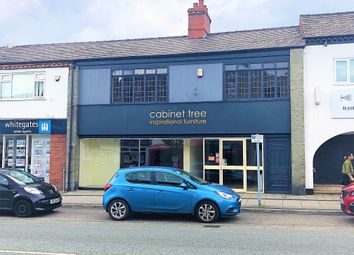 Thumbnail Retail premises for sale in 169-171 Nantwich Road, Crewe, Cheshire