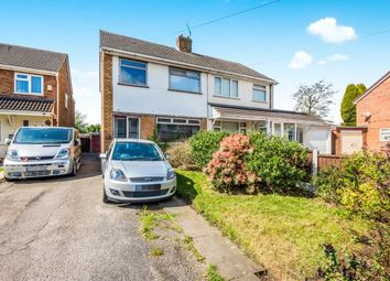 Thumbnail 3 bed semi-detached house for sale in Vigo Close, Walsall Wood, Walsall, West Midlands