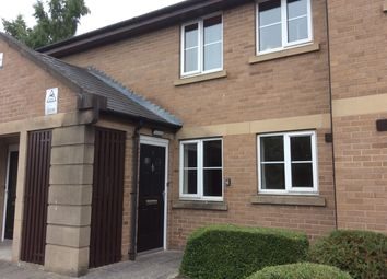 Thumbnail 1 bed flat to rent in Upper Greenhill Gardens, Rutland Street, Matlock, Derbyshire