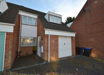 Thumbnail 3 bed semi-detached house for sale in Reynard Way, Kingsthorpe, Northampton