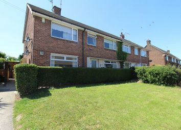 Thumbnail 2 bed flat for sale in Winkburn Road, Mansfield