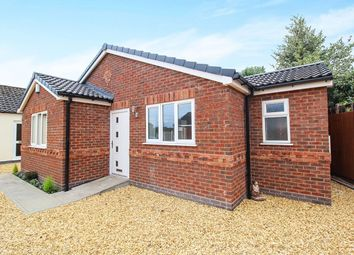 Thumbnail 2 bed bungalow for sale in Brindley Bank Road, Rugeley