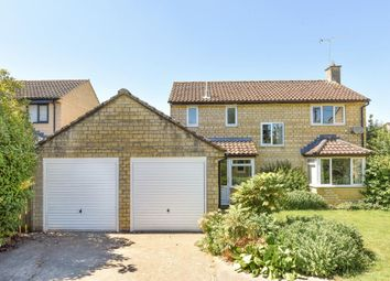 Thumbnail 4 bed detached house for sale in New Yatt Road, Witney