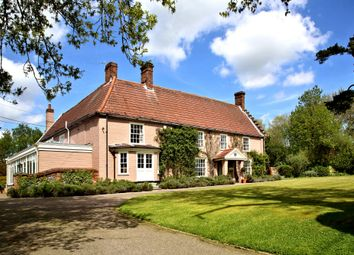 Thumbnail 6 bed detached house for sale in Bungay