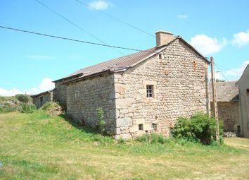 Thumbnail Barn conversion for sale in Languedoc-Roussillon, Lozère, Arzenc De Randon