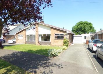 Thumbnail 2 bed bungalow for sale in Twemlow Close, Derrington, Stafford