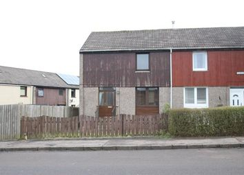 Thumbnail 2 bed end terrace house for sale in Gardrum Terrace, California, Falkirk