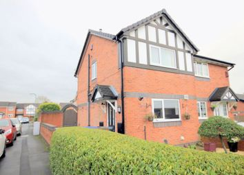 Thumbnail 2 bed semi-detached house for sale in Brookmead Grove, Saxonfields