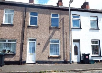 Thumbnail 2 bed terraced house for sale in London Street, Maindee, Newport.