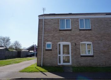 Thumbnail 3 bed semi-detached house for sale in Jubilee Crescent, Stowupland
