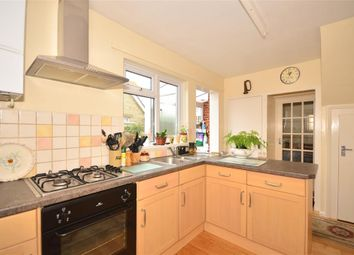 Thumbnail 3 bed link-detached house for sale in Kendal Road, Totland Bay, Isle Of Wight