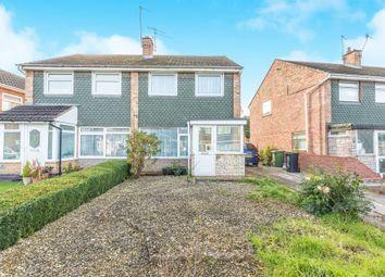 Thumbnail 3 bed semi-detached house for sale in Ellison Avenue, Henwick Park, Worcester