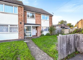 Thumbnail 3 bed maisonette for sale in Trevor Court, Horton Road, Staines-Upon-Thames