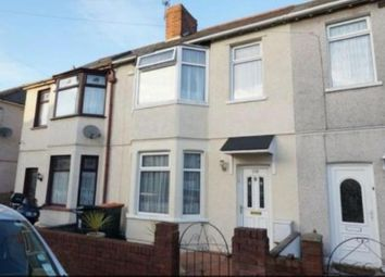 Thumbnail 3 bed terraced house to rent in Conway Road, Newport