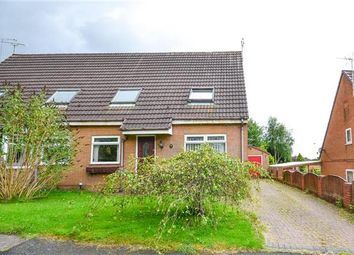 Thumbnail 3 bed semi-detached house for sale in Middlewood, Ashurst, Skelmersdale