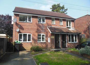 Thumbnail 2 bedroom maisonette to rent in St Johns Court, Newbury