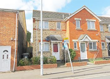 2 bed end terrace house for sale in Dogsthorpe Road, Peterborough PE1