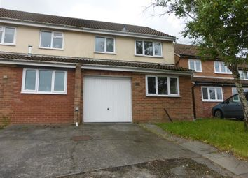 Thumbnail 3 bedroom semi-detached house to rent in Church Meadow, Boverton, Llantwit Major