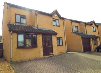 Thumbnail 4 bedroom detached house for sale in Ambleside Gardens, Peterborough, Cambridgeshire