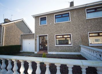 3 bed semi-detached house for sale in Regents Park, Lurgan, Craigavon, County Armagh BT66