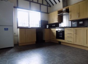 Thumbnail 1 bed terraced house to rent in Stockingstone Road, Luton
