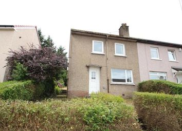 Thumbnail 2 bed end terrace house for sale in Denewood Avenue, Paisley, Renfrewshire