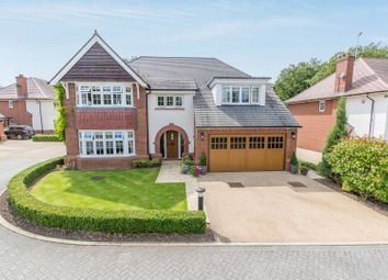 5 bed detached house for sale in Waring Close, Leicester LE3