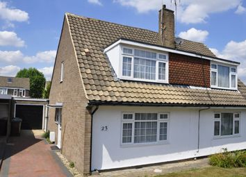 Thumbnail 3 bed semi-detached house for sale in Robert Close, Potters Bar