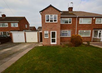 Thumbnail 3 bed semi-detached house to rent in Lyndhurst Drive, Trench, Telford