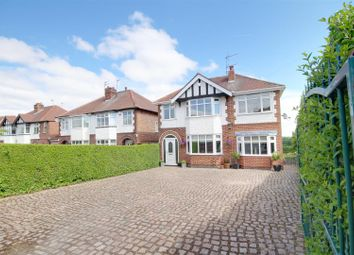 Thumbnail 4 bed detached house for sale in Spring Lane, Mapperley, Nottingham