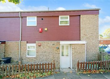 Thumbnail 2 bed end terrace house for sale in Oldenmead Court, Lings, Northampton
