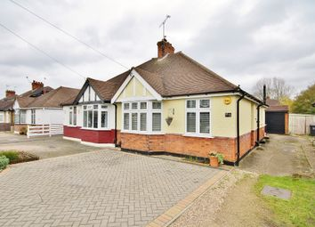 Thumbnail 2 bed semi-detached bungalow for sale in Selbourne Avenue, New Haw, Addlestone
