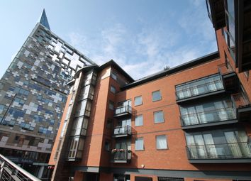 Thumbnail 2 bed flat to rent in Canal Wharf, Birmingham