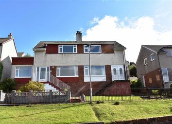 Thumbnail 3 bed semi-detached house for sale in 47, St Andrews Drive, Gourock