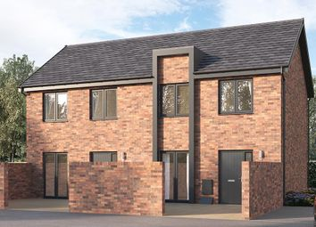 """Thumbnail 2 bed semi-detached house for sale in """"The Applebridge"""" at Chesterfield"""