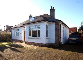 Thumbnail 4 bed detached bungalow for sale in Claremont, Alloa, Clackmannanshire