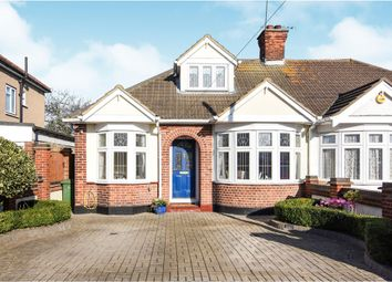 Thumbnail 3 bedroom semi-detached bungalow for sale in Buxton Road, Grays