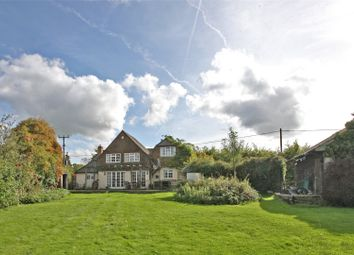 Thumbnail 5 bed detached house for sale in Station Road, Bentley, Farnham, Surrey
