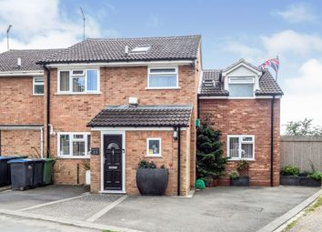 Thumbnail End terrace house for sale in Welsh Road West, Southam