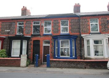 Thumbnail 3 bed terraced house to rent in Eaton Road, West Derby
