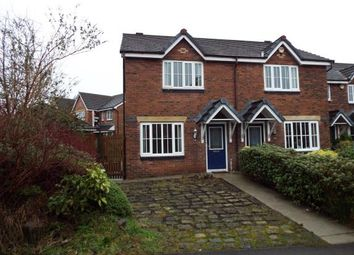 Thumbnail 2 bed semi-detached house for sale in Corner Brook, Lostock, Bolton, Greater Manchester