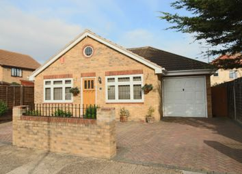Thumbnail 2 bedroom bungalow for sale in Droitwich Avenue, Southchurch