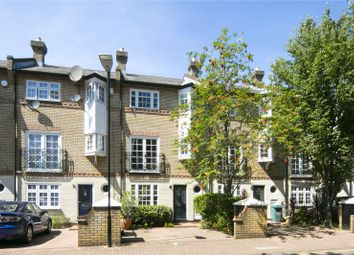 Thumbnail 4 bed terraced house for sale in Cornwallis Square, Holloway, London