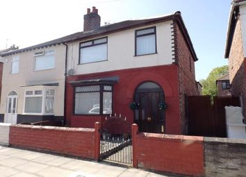 Thumbnail 3 bedroom semi-detached house for sale in Tatton Road, Orrell Park, Liverpool, Merseyside