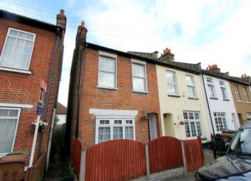 Thumbnail 2 bed end terrace house for sale in St Andrews Road, Carshalton