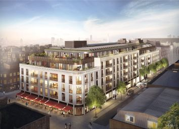 Thumbnail 2 bed flat for sale in Moxon Street, London