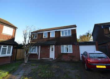 Thumbnail 4 bed detached house to rent in Bronte Close, Aylesbury