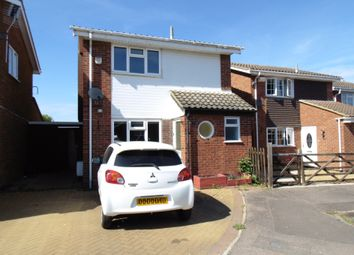 Thumbnail 3 bed detached house for sale in Walnut Close, Blunham