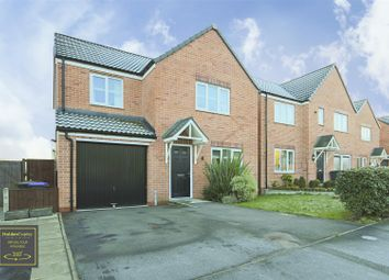 Thumbnail 4 bed detached house for sale in Stewart Way, Annesley, Nottinghamshire